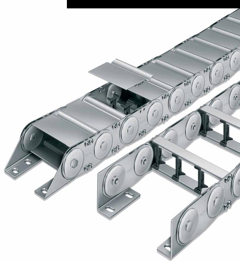 Xích dẫn cáp thép – Steel Cable Chain