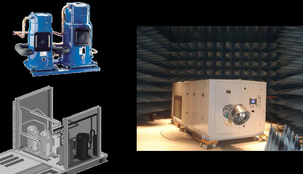 Hệ thống máy lạnh trung tâm - Preconditioned Air Machine