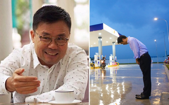Chủ tịch SSI tuyên bố thẳng: Ông GĐ Nhật cúi đầu chào khách chẳng khác gì bà bán bún chia kẹo cho khách hàng, có đáng tung hô?